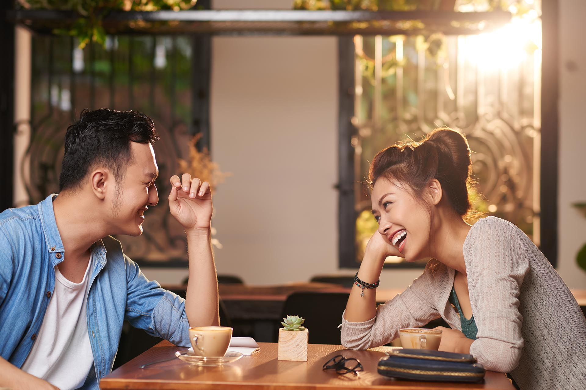 Speed Dating 等於快樂?